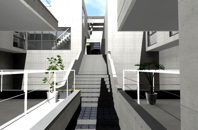 注文住宅 愛知県 名古屋市 天白区 表山 傾斜地