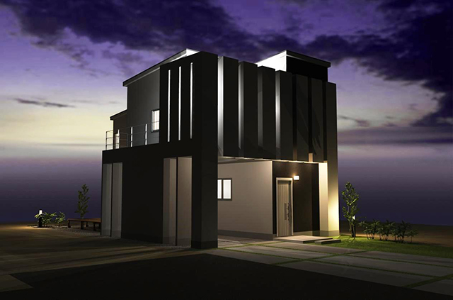 注文住宅 滋賀 滋賀県 八日市 デザイナーズ注文住宅 豪邸 高級住宅