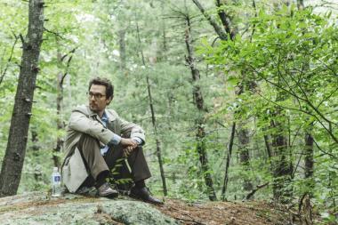 ガス・ヴァン・サント 『追憶の森』 アーサー(マシュー・マコノヒー)は樹海の奥で自殺を試みるのだが……。