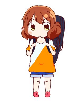 久美子夏服