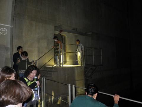 善福寺川取水施設
