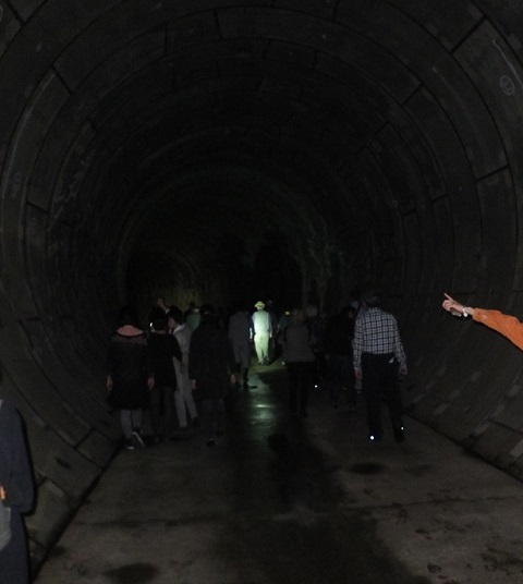 善福寺川取水施設・導水連絡管渠
