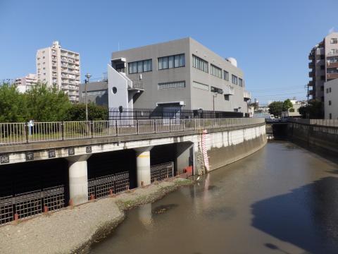 神田川取水施設