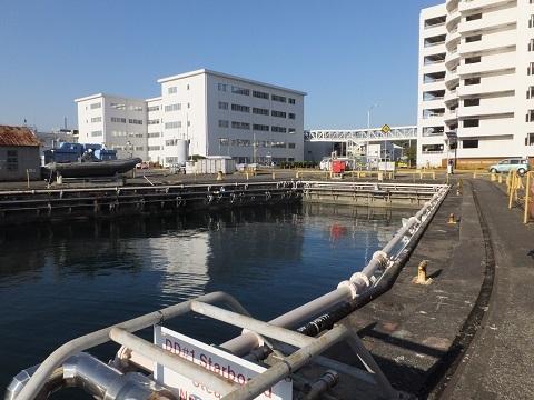 横須賀基地第1号ドライドック