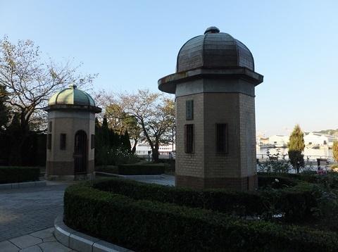 逸見波止場衛門・ヴェルニー公園