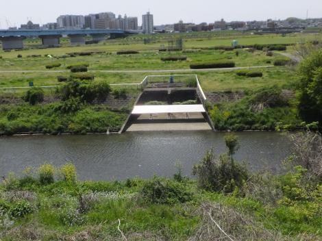 野川浄化施設