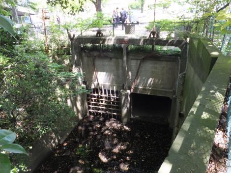 六郷用水樋管