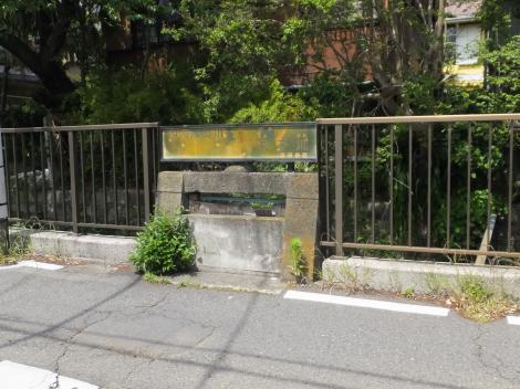 多摩川4丁目丸子川の樋管