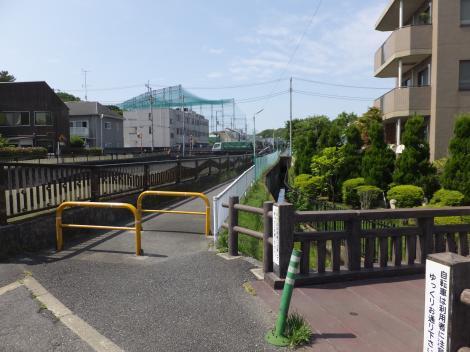 仙川と丸子川
