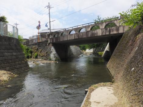 二ヶ領用水台和橋
