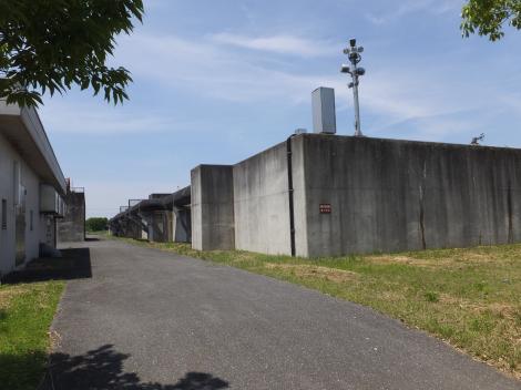手賀川浄化施設