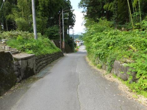 用水路と道路の伏越立体交差