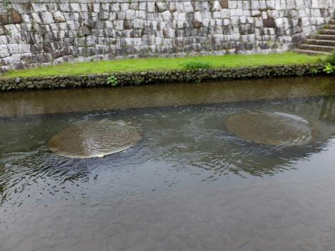 二ヶ領用水・一本圦堰河川表流水取水弁