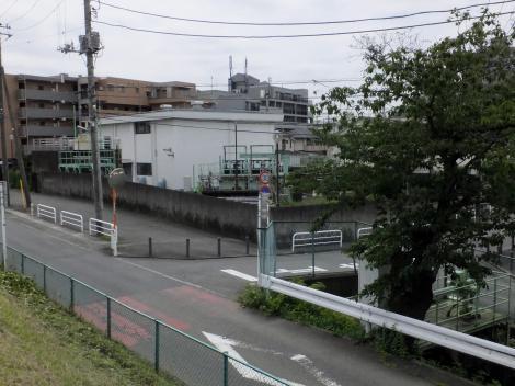 川崎市上下水道局登戸ポンプ場