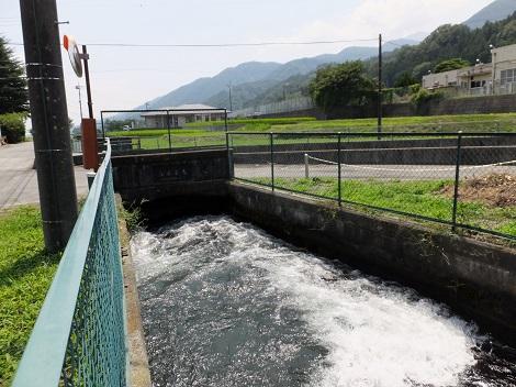徳島堰・寺沢川サイホン