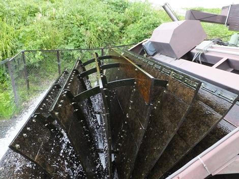 徳島堰入戸野第二発電所