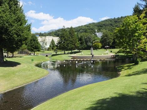 蓼科湖彫刻公園