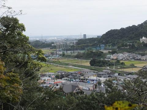 小町神社からの眺望