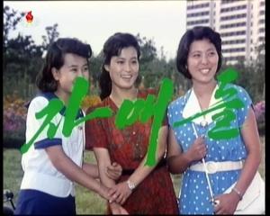 20161518 朝鮮映画 『姉妹達』mp4_000100000