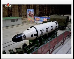 20160825 주체조선의 핵공격능력의 일대 과시 경애하는 김정은동지의 지도밑에 전략잠수함 탄도탄수중시험발사가 성공적으로 진mp4_000040825