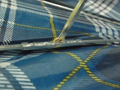 WAKI あなたも傘職人(US-101) シルバー 修理