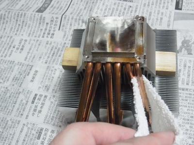 サイズ CPUクーラー KABUTO(SCKBT-1000) フィン 掃除