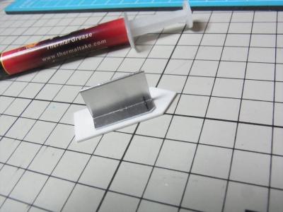 サーマルグリス 鏝 コテ 自作 左官 冷却 TG-2 CL-O0028-A Thermaltake サーマルテーク
