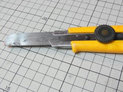 オルファ(OLFA) H型鋸用 (木・プラスチック用) 1枚入 HSWB-1