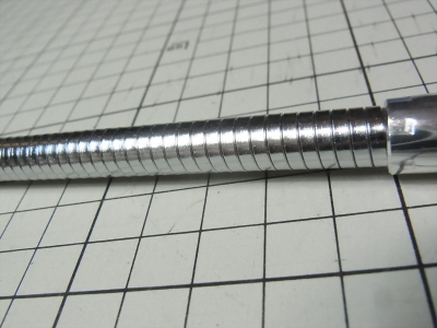 アネックス(ANEX)のフレキシブルシャフト 190mm No.350 兼古製作所 先端ビット