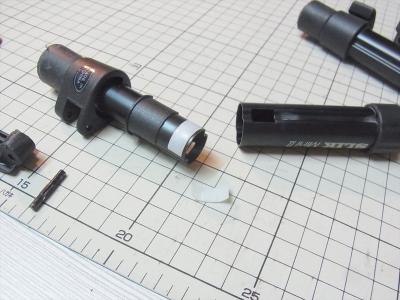 SLIK 三脚 ミニ II 脚 ロック 修理 スリック 壊れ 修繕