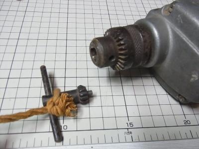 チャックキー E-Value 小型ドリルチャック 6.5mm用 EDCK-02BP 藤原産業