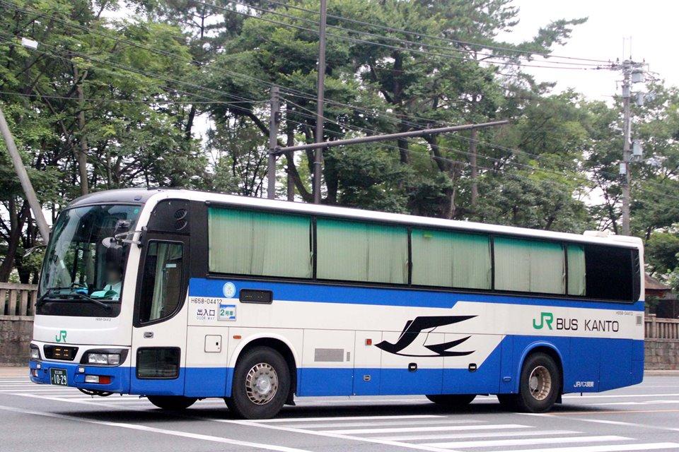 JRバス関東 H658-04412