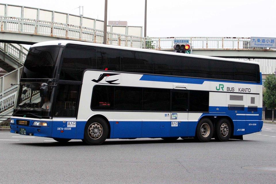 JRバス関東 D674-05509