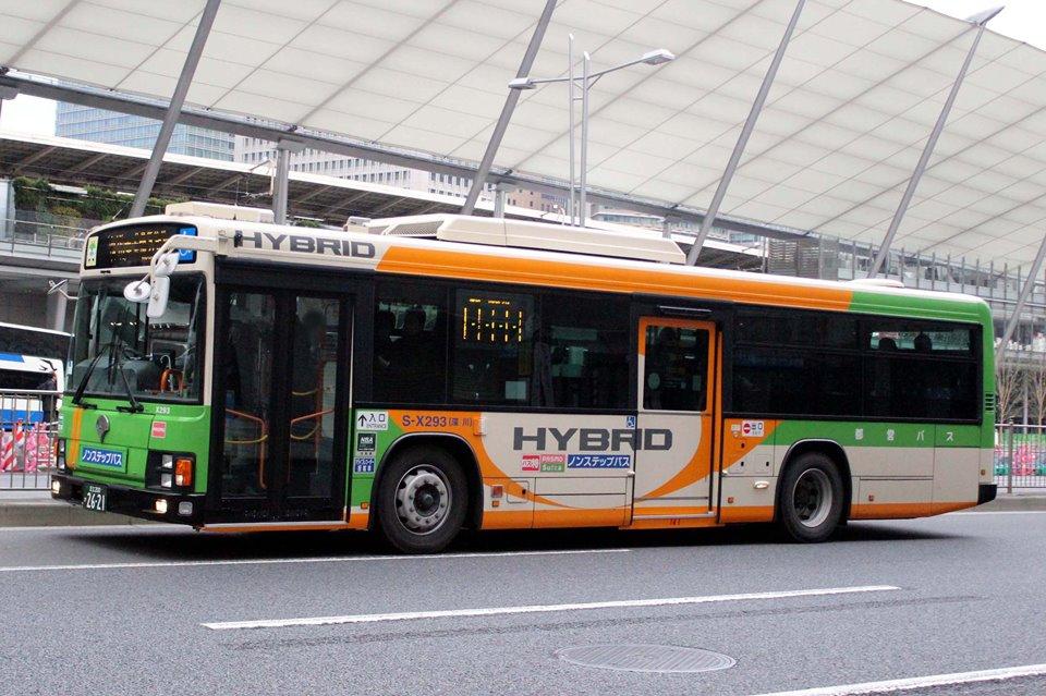 東京都交通局 S-X293