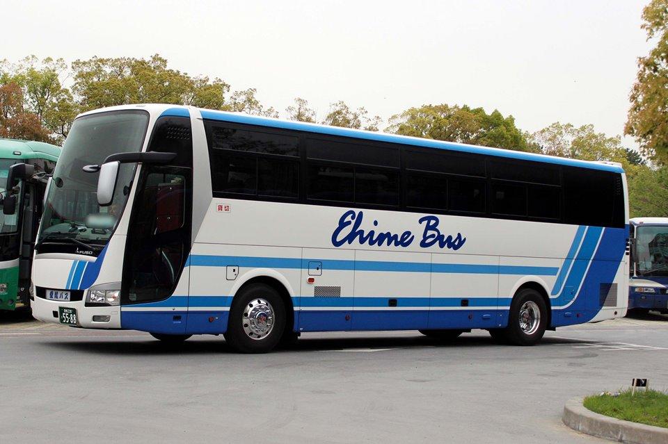 愛媛バス う5588