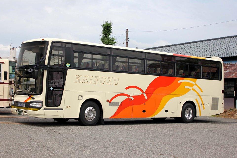 京福バス か118