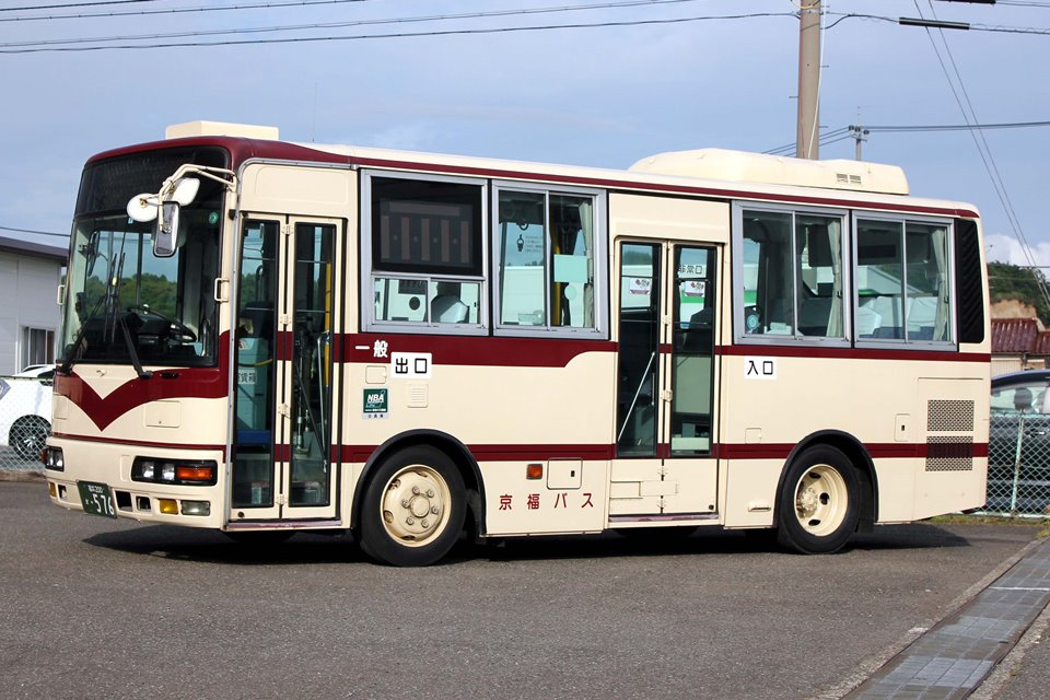 京福バス か576