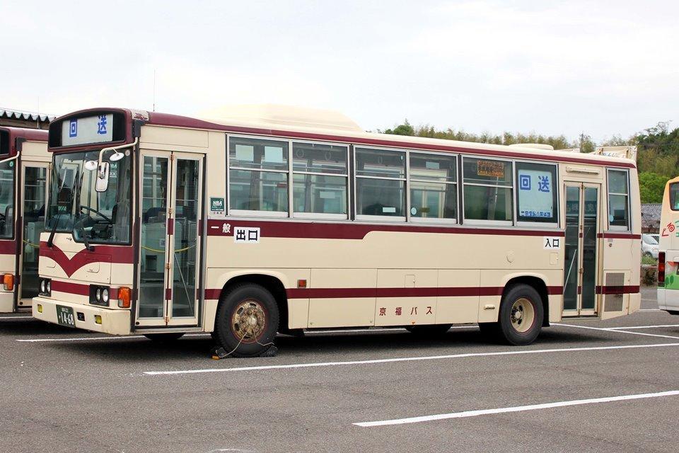 京福バス か1468