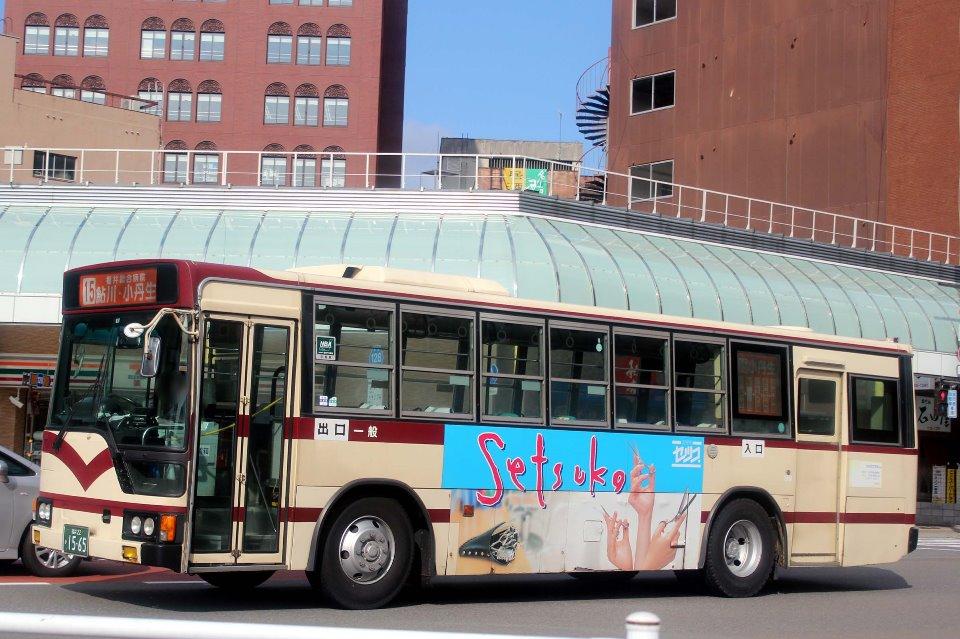 京福バス か1565