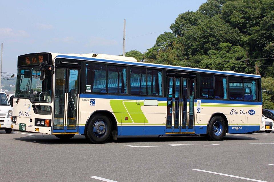 中国バス F0745