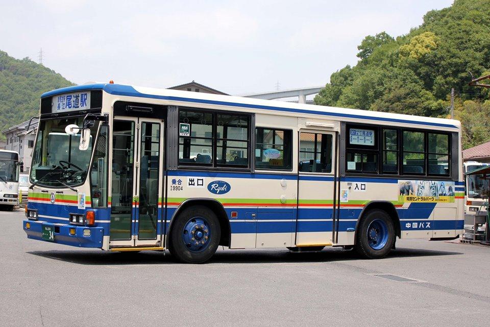 中国バス I9904