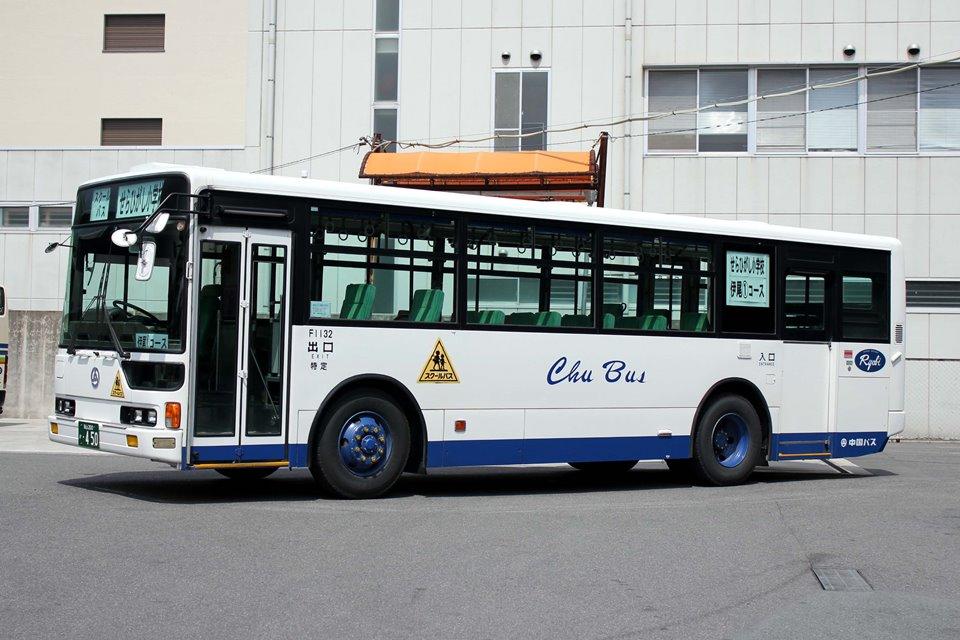 中国バス F1132
