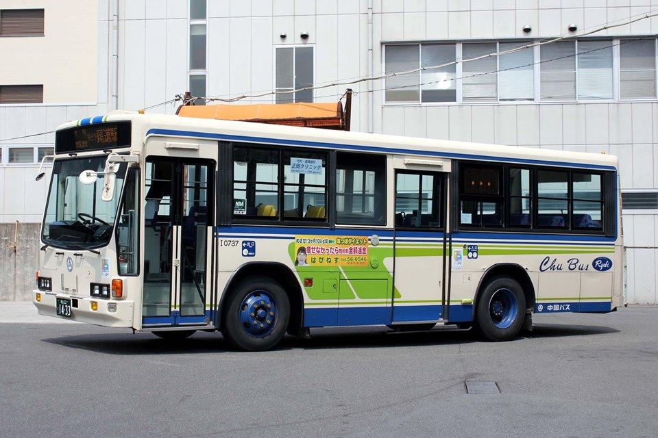 中国バス I0737