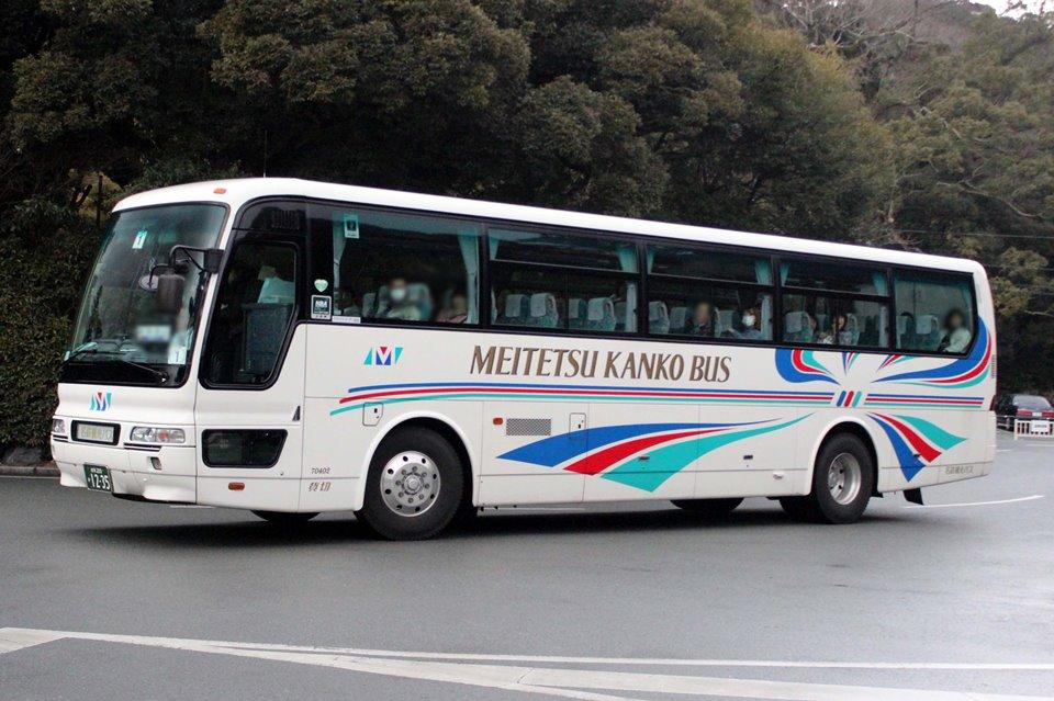 名鉄観光バス 70402