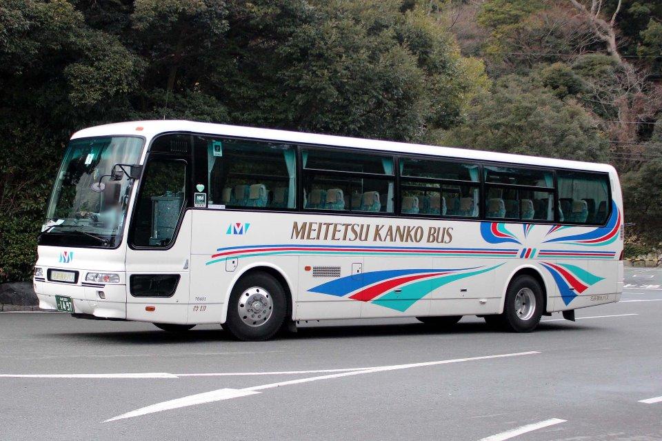 名鉄観光バス 70401