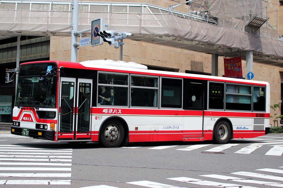 岐阜バス か1637