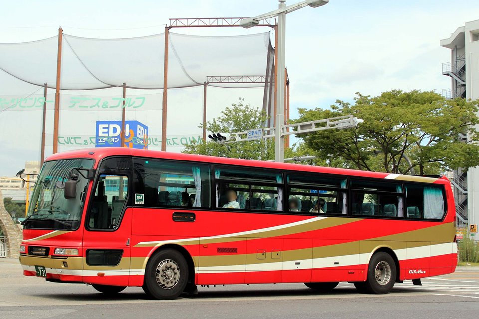 岐阜バス か731