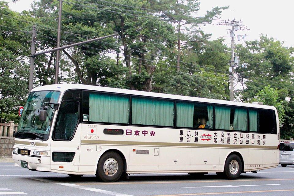 日本中央バス M1109