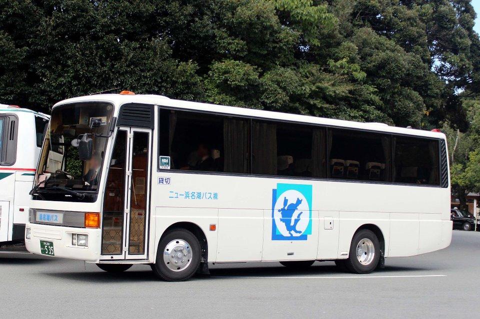 ニュー浜名湖バス か535