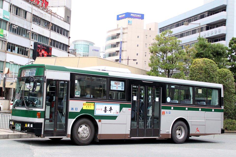 遠州鉄道 か2609